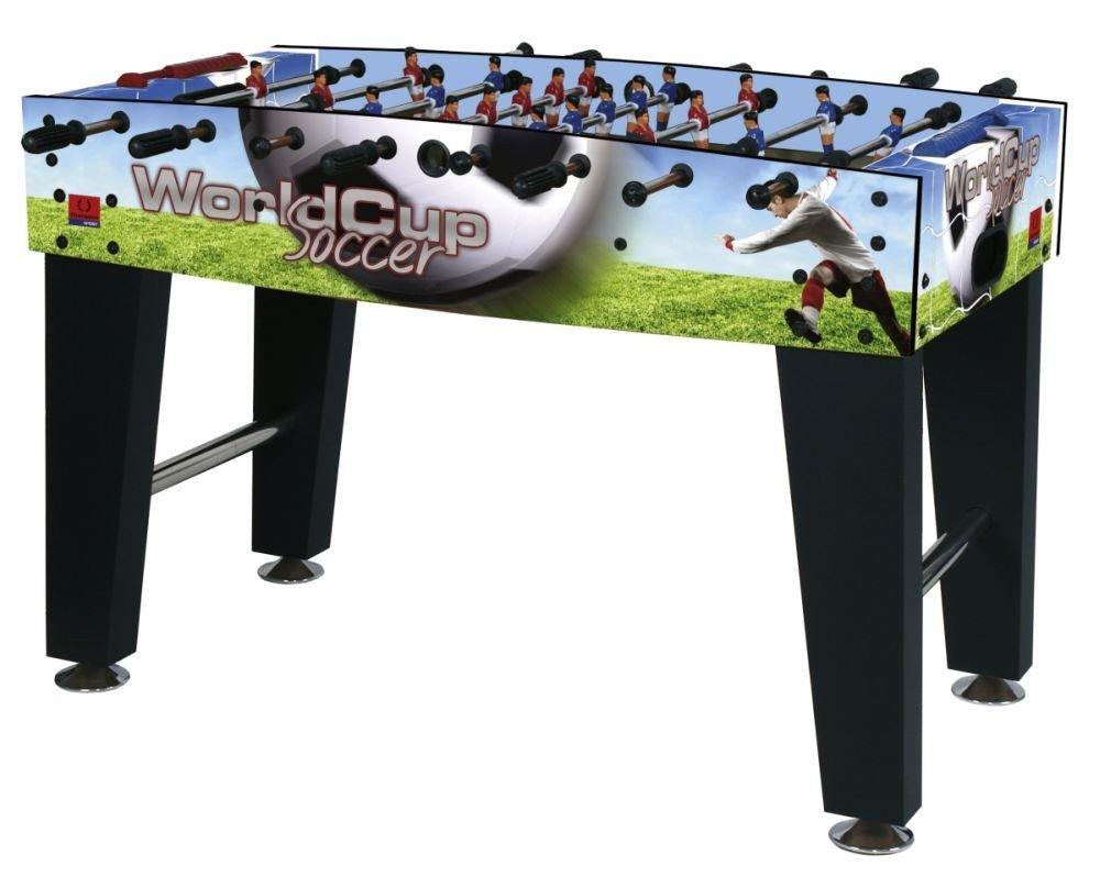 Bandito World Cup Soccer Hobby II - Futbolín: Amazon.es: Deportes ...