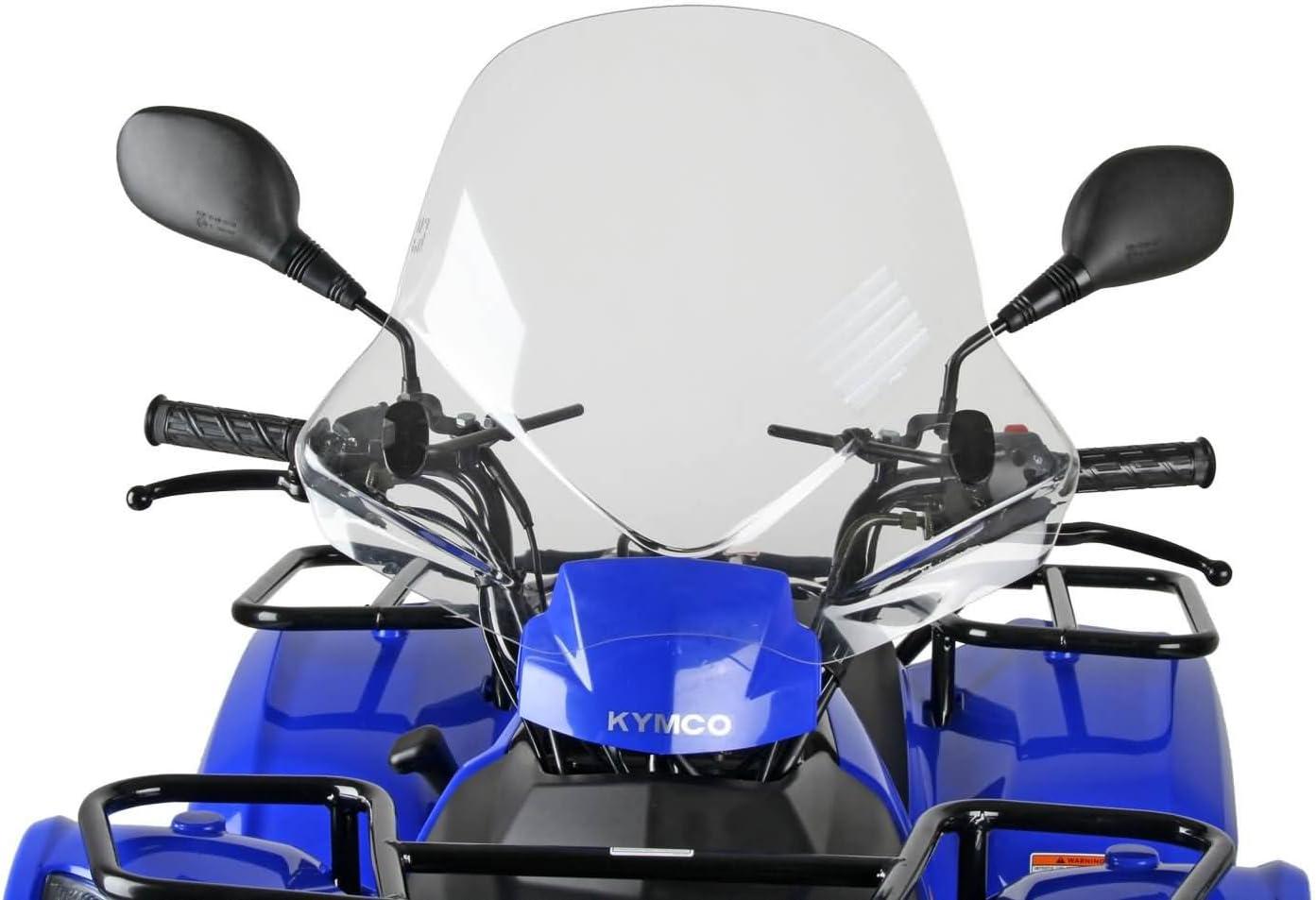 Windschild Windschutzscheibe Speeds Für Kymco Atv Quad Auto