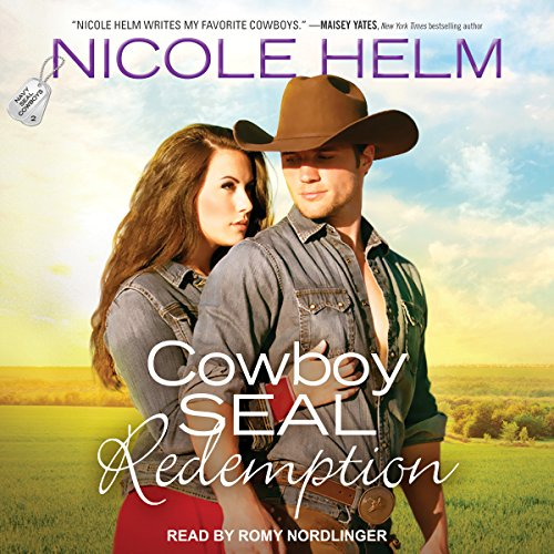Cowboy SEAL Redemption: Navy SEAL Cowboys Series, Book 2 by Tantor Audio