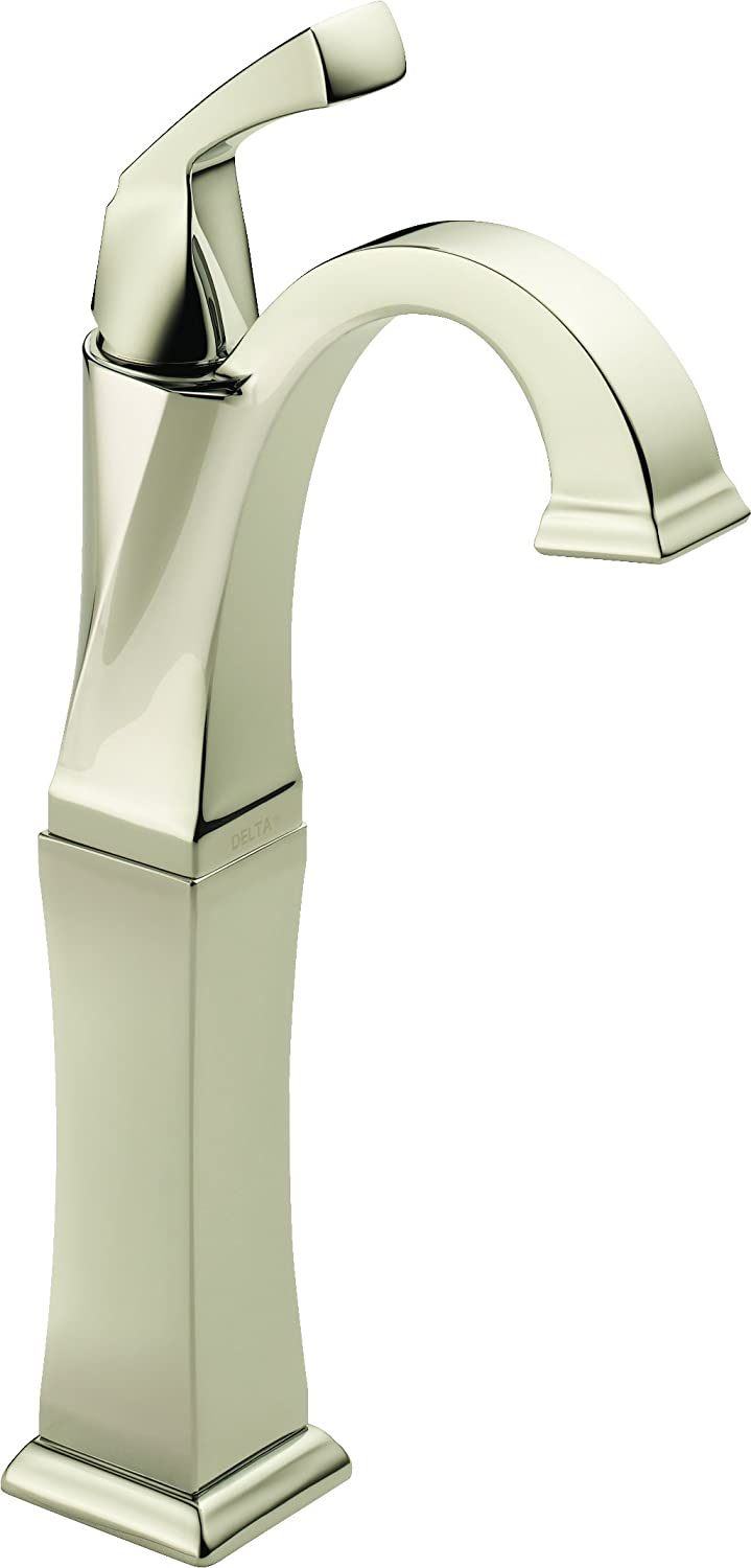 Delta Faucet 751 Pn Dst Dryden Single Handle Centerset Bathroom