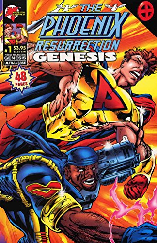 Phoenix Resurrection, The: Genesis #1 VF/NM ; Malibu comic book