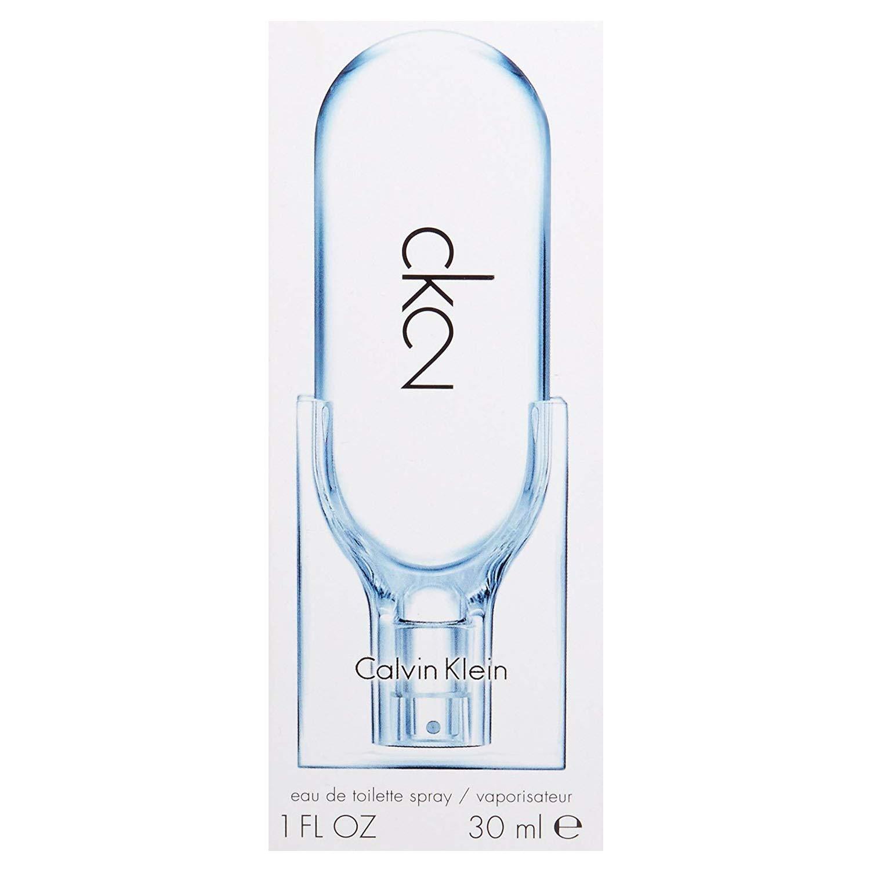 Calvin Klein Ck2 Eau De Toilette Spray