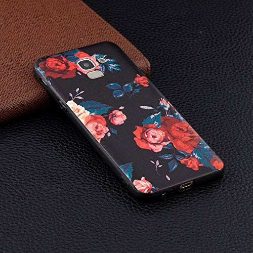 Samsung Pour herbests Fille Gel 2018 De Protection samsung Slim Homme Avec Ultra Coque Silicone Tpu En Etui Motif 2018 Housse Femme Galaxy J6 Carthame qEFq5vw