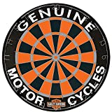 Harley-Davidson 61976 Genuine Dartboard