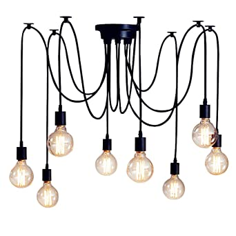 Lampe Decke Spinne Wyqlz KronleuchterAntiken Diy Klassischen Licht rhQdstCx