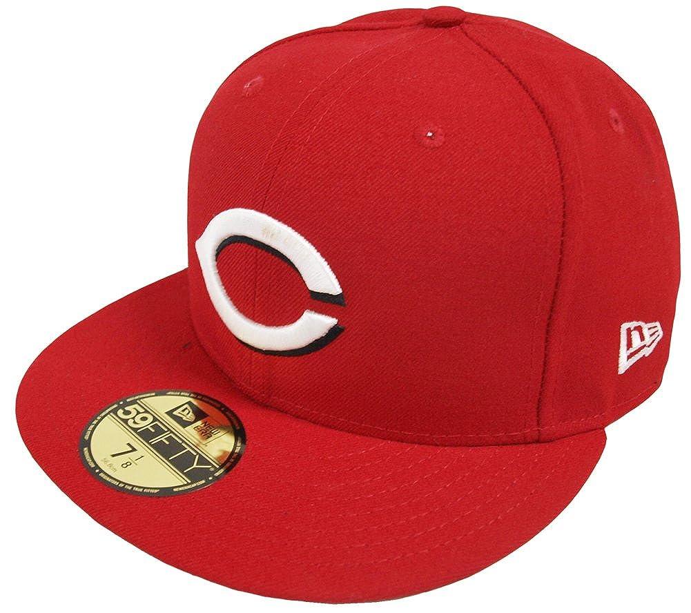 A NEW ERA 5950 Tsf Cincinnati Reds Hm Gorra, Hombre: Amazon.es ...