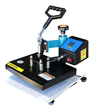 30 Best Heat Press Machines to Buy 2019 – Multifunction For