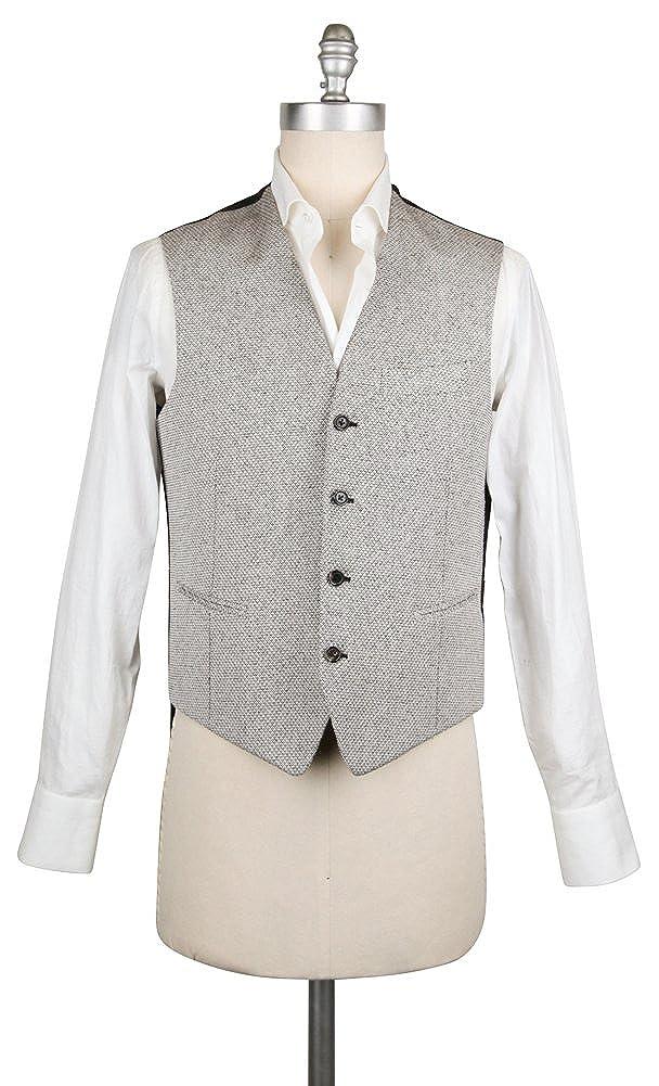 Luigi Borrelli New Light Gray Vest