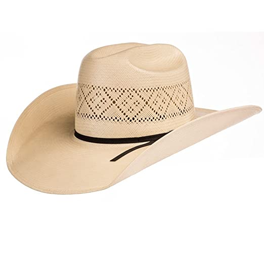 77f8abb155f58 American Hat Company Mens Tuf Cooper by 20 Star Open Crown Solid Weave 4 1