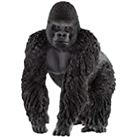 Schleich North America Gorilla, Male Toy Figure