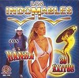 Music : Los Indomables (20 Exitos Con Banda) 190