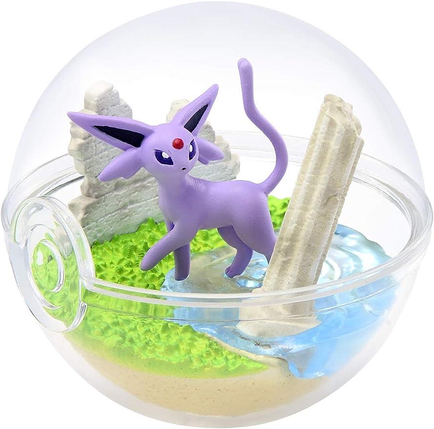 Pokemon Terrarium Collection 5 Pikachu /& Pidgeotto from Japan Re-Ment SALE