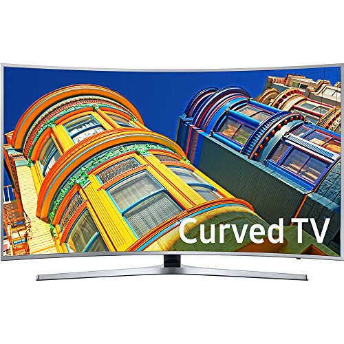 (Samsung UN55KU6500 Curved 55-Inch 4K Ultra HD Smart LED TV (2016 Model))