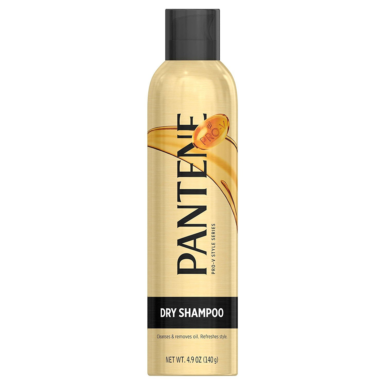 Pantene Dry Shampoo - Original Fresh 145 ml (Pack of 2)