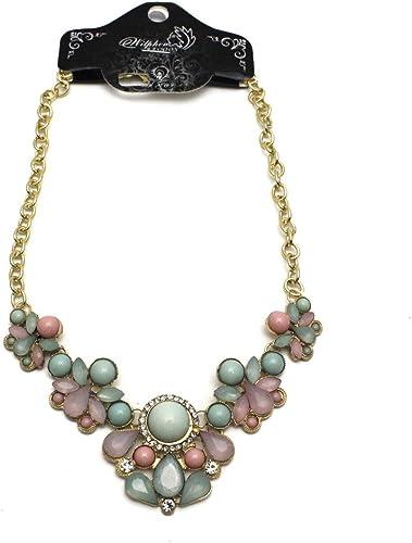 Noble ombligo con 7 colgantes de perlas
