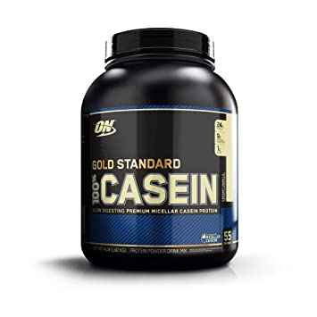 Optimum Nutrition Gold Standard 100% Casein Protein Powder - Best Rated Casein Protein