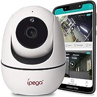 Câmera Ípega Wifi Com Rastreamento Humano 1080p Kp-ca 173