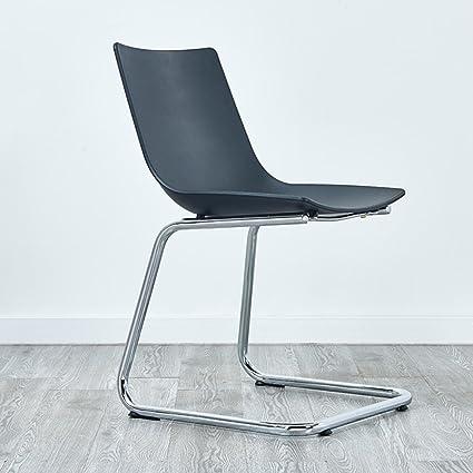Sedie Moderne In Plastica.Hzb Sedie Moderne Di Moda Per Il Tempo Libero Sedie Per Ufficio