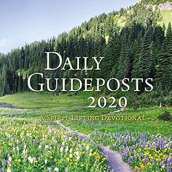 Best Audiobook 2020 Amazon.com: Daily Guideposts 2020: A Spirit Lifting Devotional