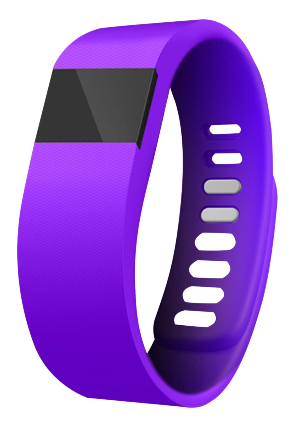 Best fitness trackers Zenixx 815416020517 Glow in The Dark Activity Tracker Pro, Purple