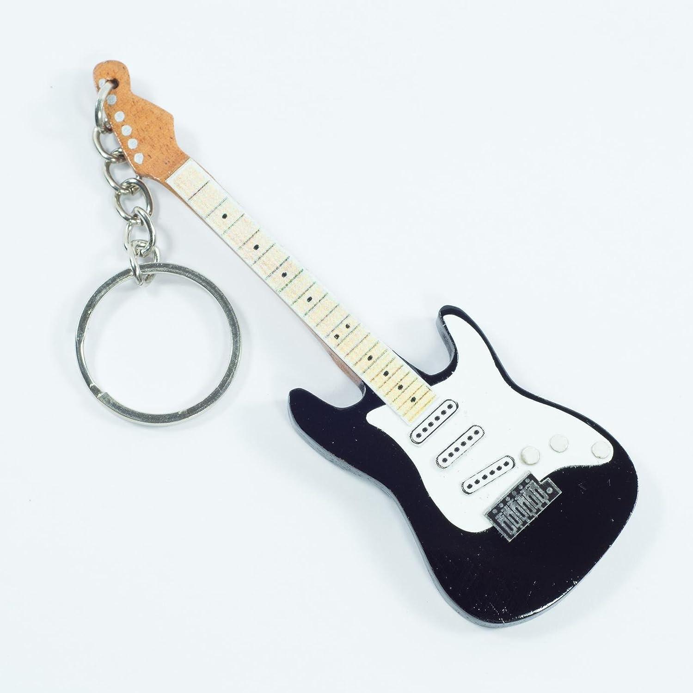 Llaveros en forma de guitarra mod. Exclusivo: Amazon.es ...