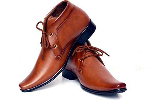 b62be5985aef Leatherkraft Men s Formal Shoes  Buy Online at Low Prices in India -  Amazon.in