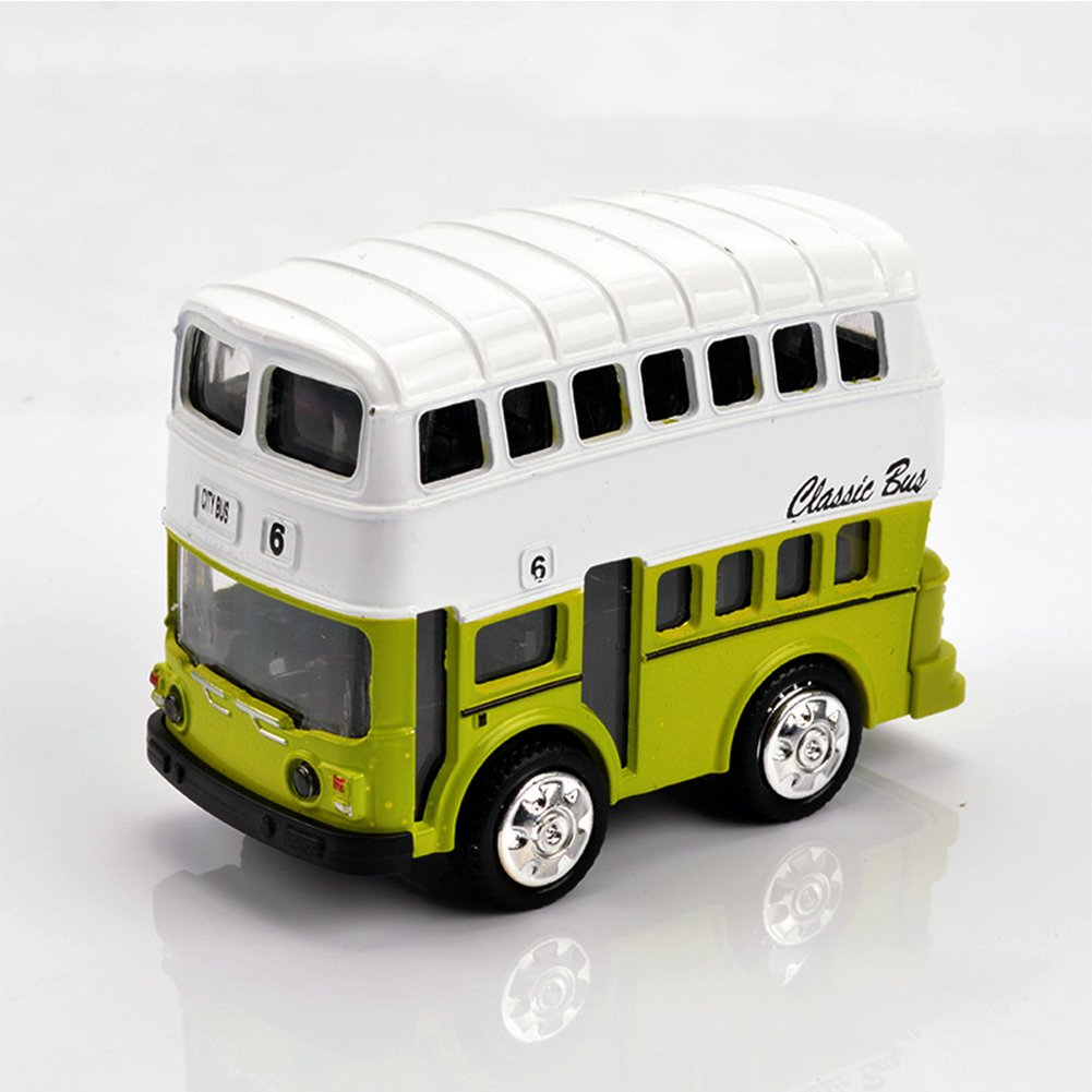Amazon.com: PinShang Car Model Toys Children Alloy Pull Back Vehicles with Lights Sounds Mini Car Model Toys Xmas Gifts for Kids Volkswagen Bus: Toys & ...