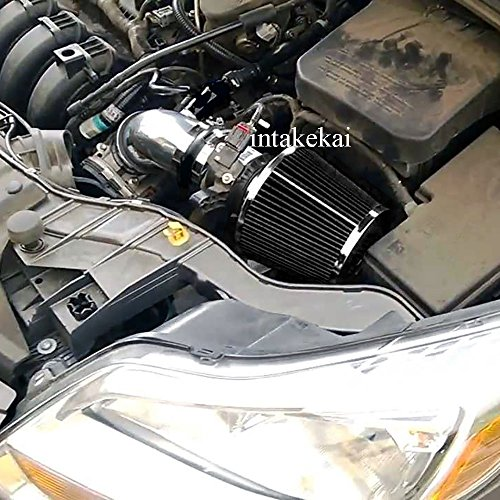 (BLACK FIT 2012-2018 FORD FOCUS 2.0 2.0L S SE TITANIUM non-Turbo Engine AIR INTAKE KIT)
