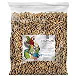 Tropican Lifetime Formula Maintenance Parrot Food Sticks, 20-Pound