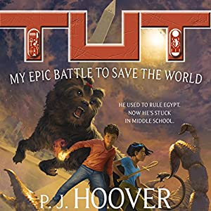 Tut: My Epic Battle to Save the World Audiobook