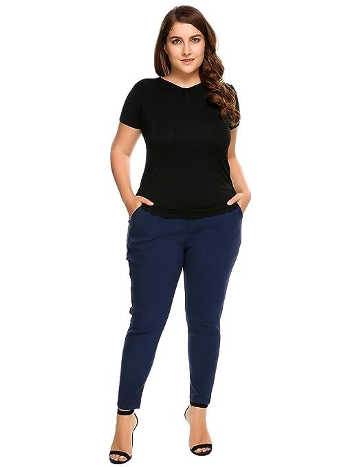 34eeb468d Goodfans Women Formal Pants Under Pants for Women Beach Pants Pants at Amazon  Women's Clothing store: