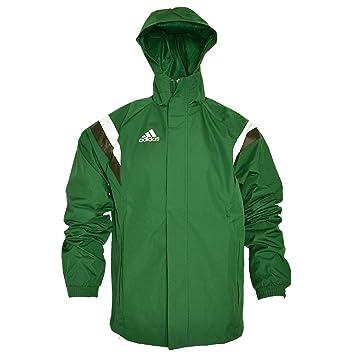 Verde S24972 Adidas Impermeable Color Cortavientos Chaqueta Y ZgwwxdqYF