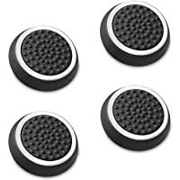 Fosmon (Set of 4) Analog Stick Joystick Controller Performance Thumb Grips Compatible with PS4…