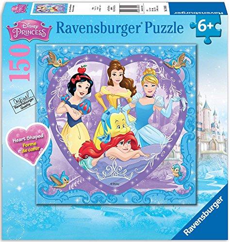 Ravensburger Puzzle Da 150 Pezzi Con Le Principesse Disney Giochi