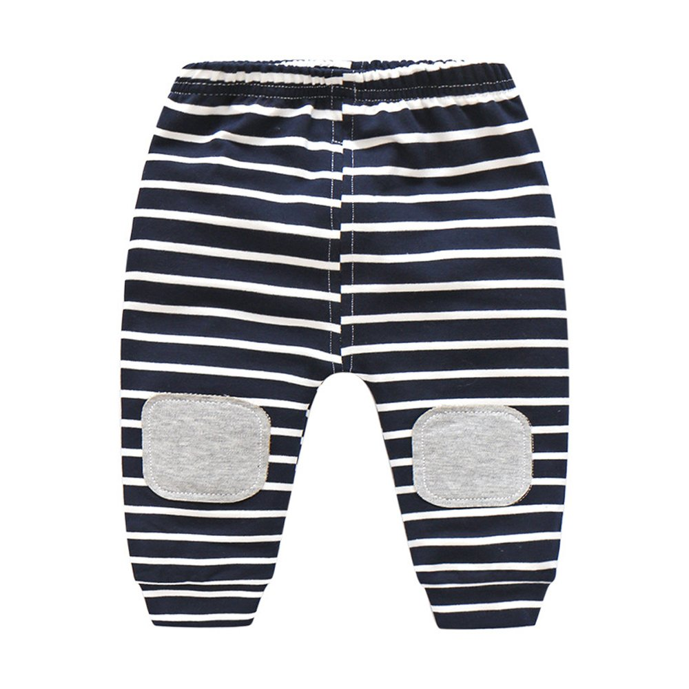 Ding Dong Baby Boys Girls Striped PP Pants