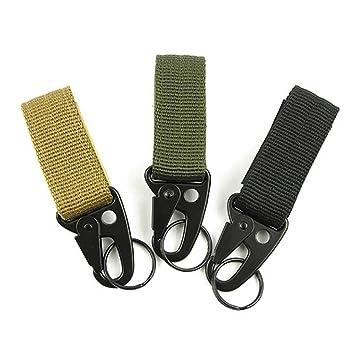 LRRH Gear Clip Web cinturón de Nylon Banda Velcro Clips ...