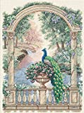 Dimensions Needlecrafts Gold Collection Counted Cross Stitch, Majestic Peacock