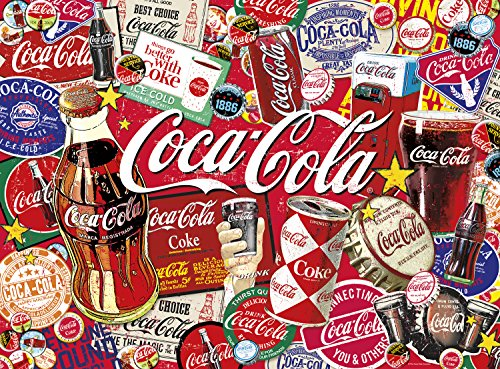 Buffalo Games - Coca-Cola - It's All Good - 1000 Piece Jigsaw Puzzle
