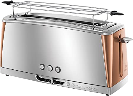 Russell Hobbs 24290 56 Toaster Grille Pain Luna, Cuisson