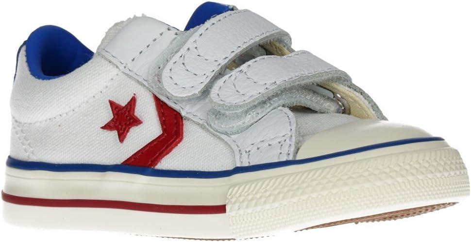 Converse Star Player EV 2V Sneakers JR Bassa VELCRI Junior