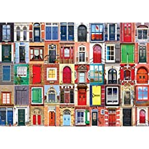 Colorful Dutch Doors and Windows (Colorluxe 1500)