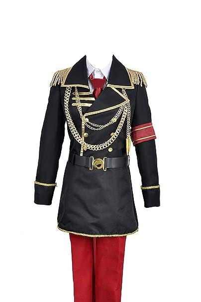 Anime K RETORNO DE REYES Yata Misaki uniforme Militar traje ...