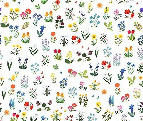 Vintage 60s Flower - 9