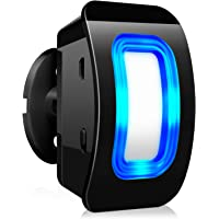 PHYSEN Bewegingsmelder met alarmdetector, draadloos huisbeveiligingsalarmsysteem, oprit bewegingssensor voor huis…