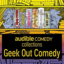 Audible Comedy Collection: Geek Out Comedy