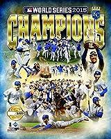 "Kansas City Royals 2015 World Series Team Composite Limited Edition Photo (Size: 8"" x 10"")"