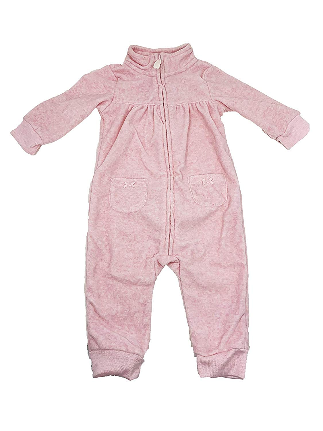 Carters Girls Baby Day to Night 3 Piece Layette Set