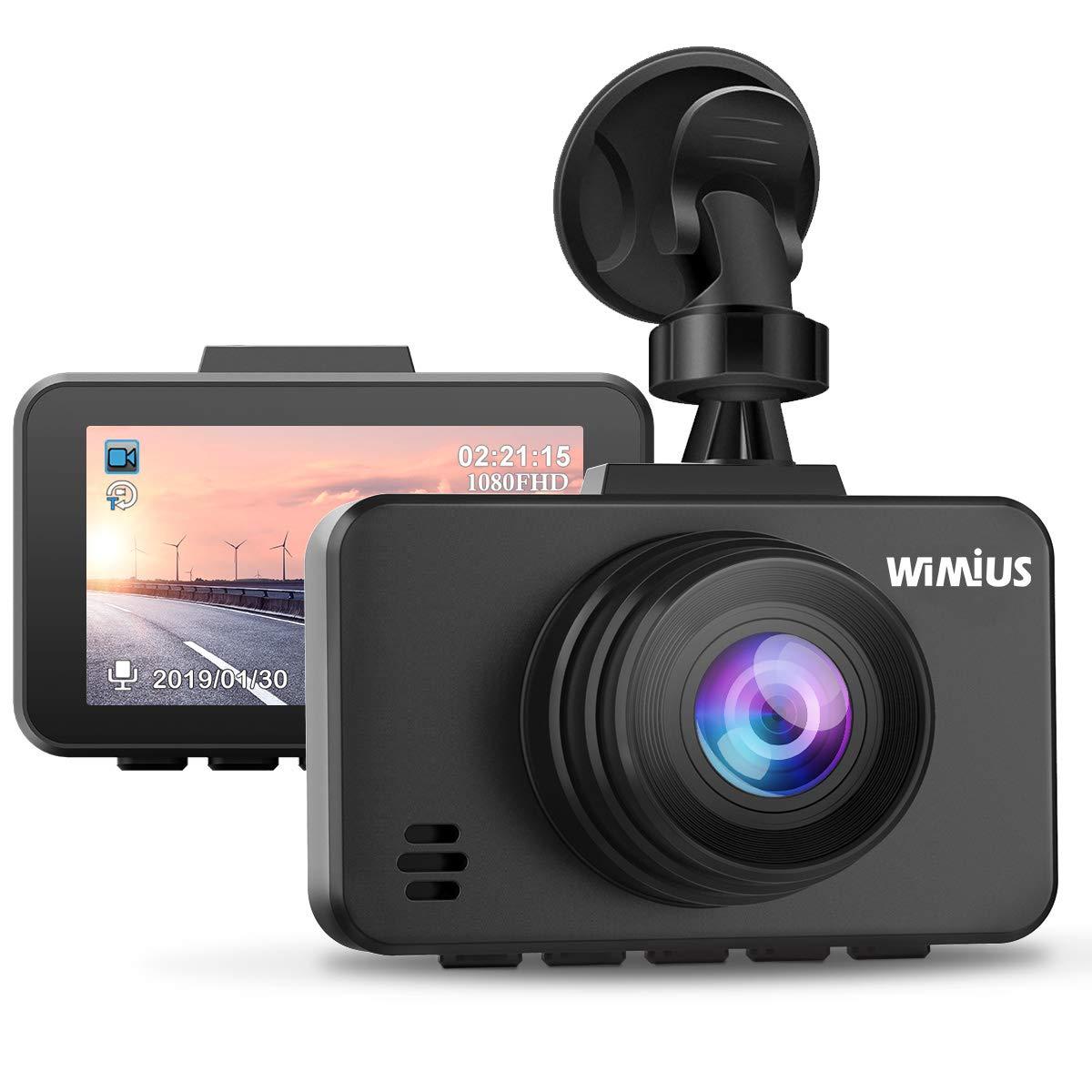 Foto & Camcorder Apeman Dashcam Auto Kamera SorgfäLtig AusgewäHlte Materialien