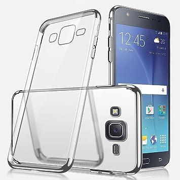 Uposao Compatible con Samsung Galaxy J7 2015 Funda Silicona ...
