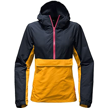 db4c4057f Amazon.com: The North Face Women's Crew Run Wind Anorak Rain Jacket ...